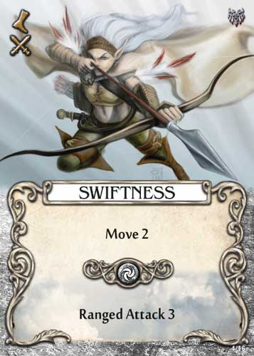 Movement card