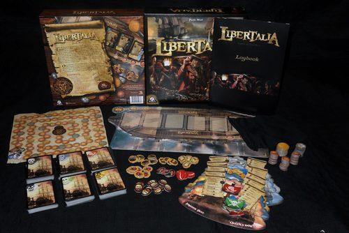 Libertalia, components