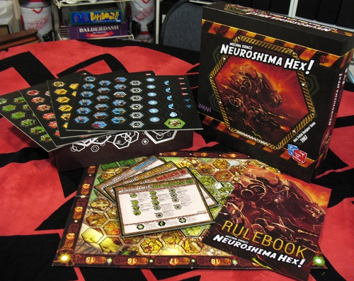 Neuroshima Hex box